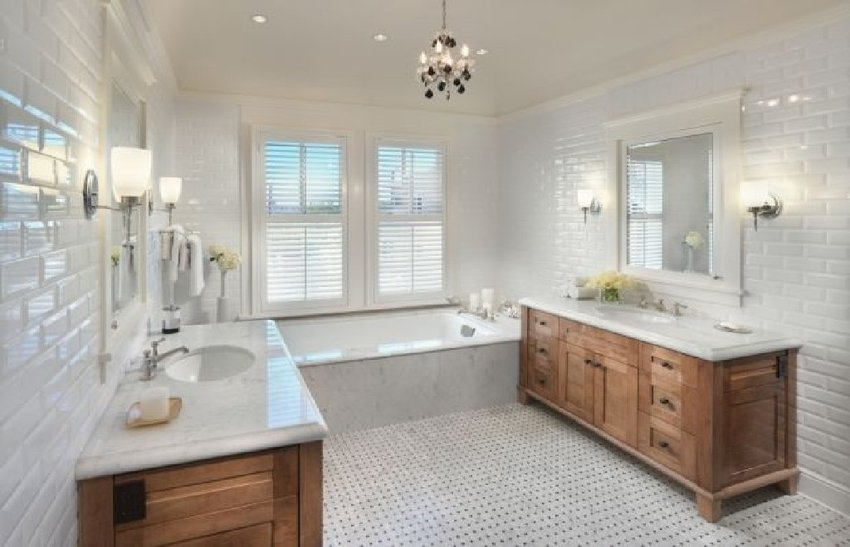 A Bathroom Renovation Process: From Start to Finish